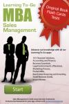 Pocket MBA:Sales Management screenshot 1/1