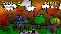 Sticky Ninja HD screenshot 5/5
