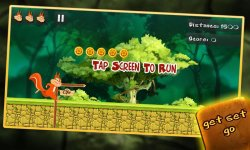 Jungle Runner Dash Racing Saga screenshot 2/6