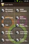 Zouk Music Radio screenshot 1/4