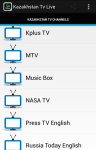 Free Kazakhstan Tv Live screenshot 3/5