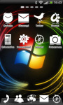 Windows 8 Rview Go Launcher Ex XY screenshot 2/6