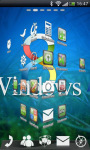 Windows 8 Rview Go Launcher Ex XY screenshot 3/6