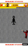 Stickman Gunfu Master - Free screenshot 2/4