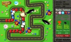 Monkey Tower Defense III screenshot 3/4