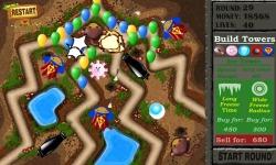 Monkey Tower Defense III screenshot 4/4