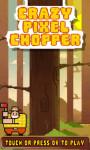 Crazy Pixel Chopper - Free screenshot 1/4