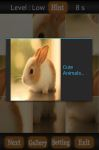 Cute Animals Slide Puzzle screenshot 2/5