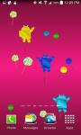 Lollipop Androids screenshot 1/6