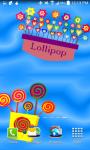 Lollipop Androids screenshot 3/6