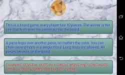 Chinese Checkers Pro HD screenshot 4/6