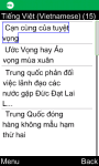 RFA Vietnamese for Java Phones screenshot 1/6