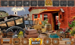 Free Hidden Object Game - Across The Plains screenshot 3/4