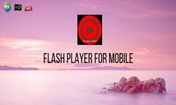 Flash player For Mobile screenshot 1/3