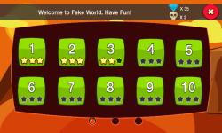 FakeWorld screenshot 2/5