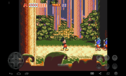 Mickey Mouse abd Donald Duck on World of Illusion screenshot 2/4