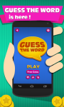 4 Clues 1 Word - New Word Quiz screenshot 1/3