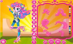 Pinkie Pie Roller Skates Style screenshot 1/3