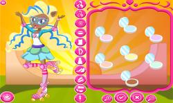 Pinkie Pie Roller Skates Style screenshot 2/3