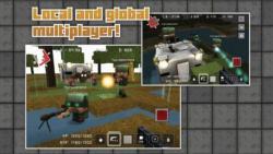 Block Fortress customary screenshot 2/6