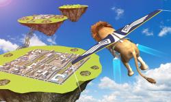 Flying Animals wild Simulator screenshot 2/3
