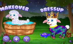 Baby Sheep Salon screenshot 1/5
