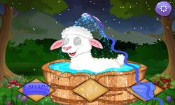 Baby Sheep Salon screenshot 2/5