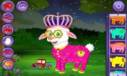 Baby Sheep Salon screenshot 3/5