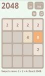 2048 Puzzle 2016 screenshot 1/4