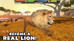 Ultimate Lion Simulator regular screenshot 3/6