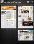 Indian Epaper  screenshot 1/4