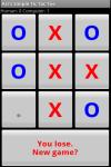 Azi´s Simple Tic Tac Toe screenshot 2/2