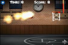 Basketball Fire screenshot 2/2
