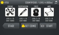Hill Climb Racing screenshot 5/6
