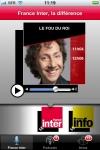 FRANCE INTER screenshot 1/1