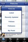 CloudTalk Voice Messenger screenshot 1/1