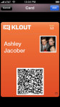 Klout for iPhone screenshot 4/5