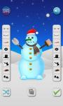 Snowman Maker Pro screenshot 2/3