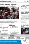 The Washington Post for iPad screenshot 1/1