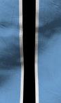 Botswana flag lwp Free screenshot 5/5