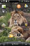 Safari Ride Live Wallpaper screenshot 3/5