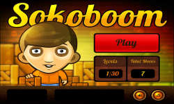 Play Sokoban screenshot 1/3