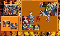 Dragon Ball Puzzle - syuri studio screenshot 5/5
