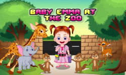 Baby Emma At The Zoo screenshot 1/4