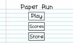 Paper Run screenshot 1/4
