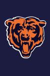 Chicago Bears Smoke Effect Wallpaper screenshot 1/1