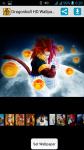 Dragonball HD Wallpaper screenshot 1/4