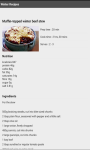 Winter Recipes screenshot 1/4