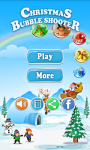 Christmas Bubble Shooter New screenshot 1/4
