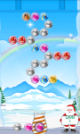 Christmas Bubble Shooter New screenshot 3/4
